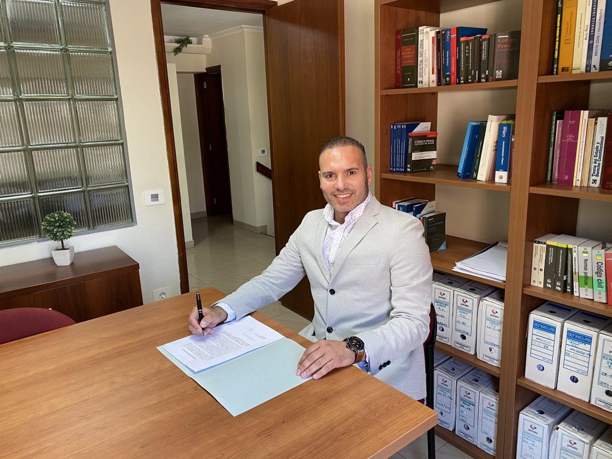 El mejor abogado de Las Palmas - David Vega