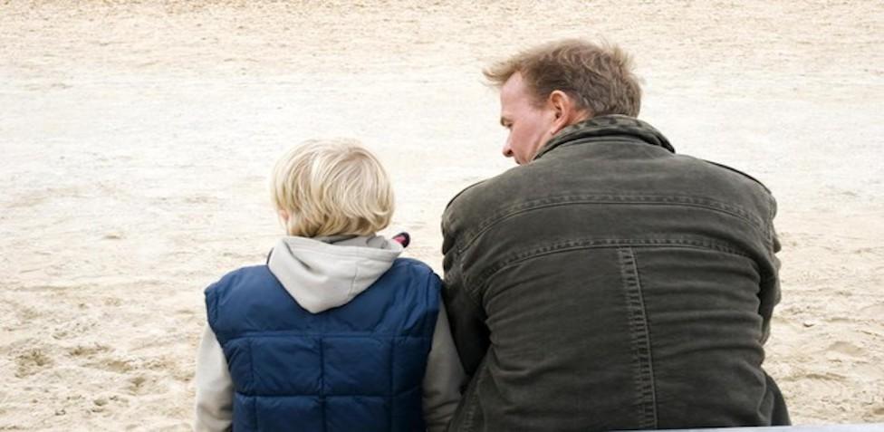 ¿Puede un hijo negarse a ver a su padre?